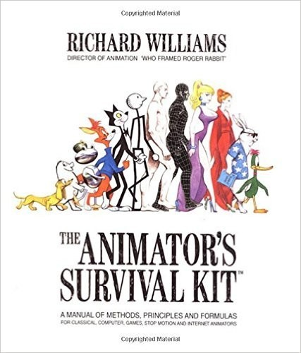 The Animator's Survival Kit: A Manual of Methods, Principles and Formulas for Classical, Computer, Games, Stop Motion and Internet Animators (Expanded)