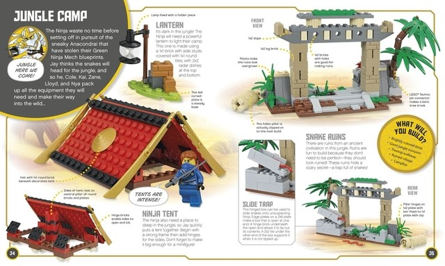 Lego Ninjago: Build Your Own Adventure - comprar online