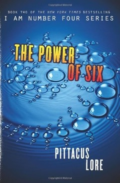 The Power of Six (Book # 2)
