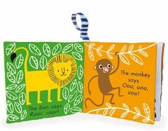 Baby's First Cloth Book: Zoo - comprar online