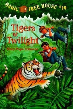 Tigers at Twilight (MTH # 19)