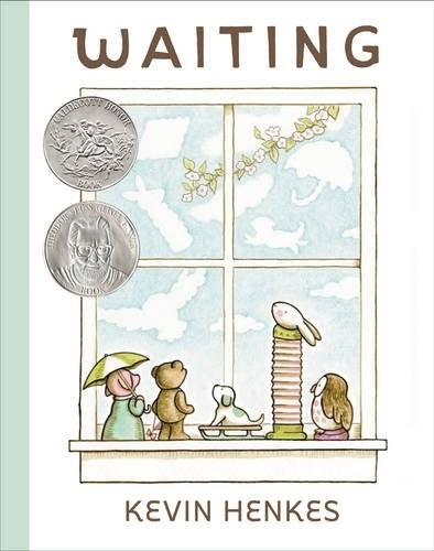 Waiting -Caldecott 2016 Honor Book