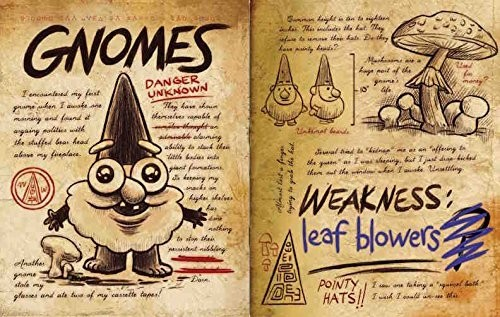 Gravity Falls: Journal 3 - comprar online