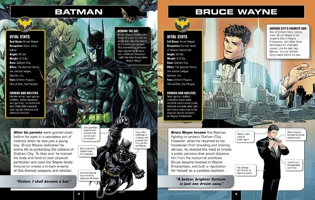 Batman Character Encyclopedia - comprar online
