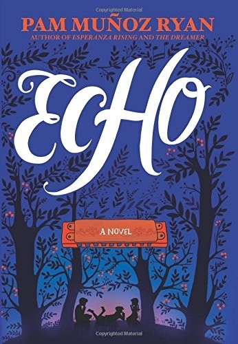 Echo Newberry Medal 2016 Honor Book Children S Books