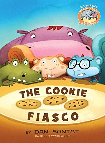 Elephant & Piggie Like Reading!: The Cookie Fiasco