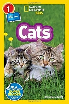National Geographic Readers: Cats (Level 1)