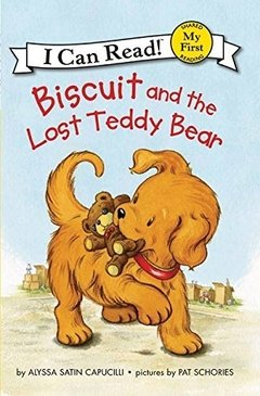 Biscuit and the Lost Teddy Bear I can Read