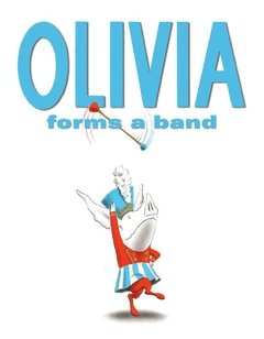 Olivia Forms a Band - comprar online