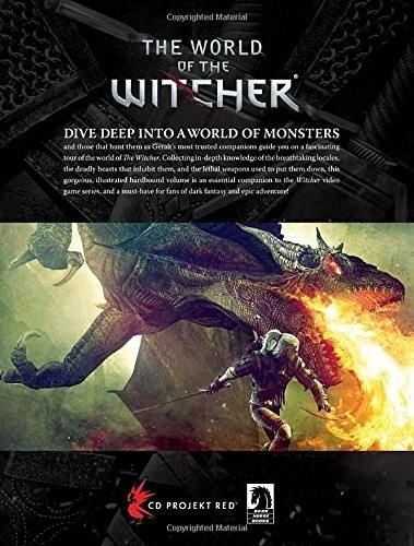 The World of the Witcher - comprar online