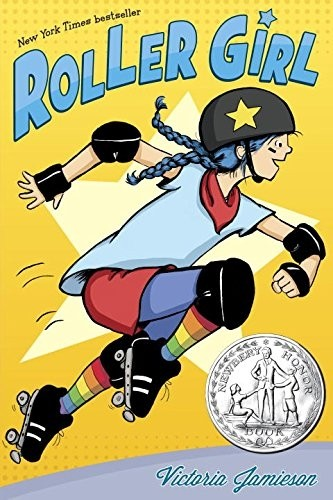 Roller Girl -Newberry Medal 2016 Honor Book