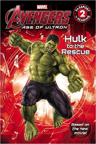 Age of Ultron: Hulk to the Rescue