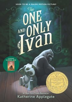 The One and Only Ivan Newberry Medal Winner 2013 - comprar online