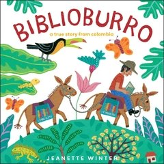 Biblioburro: A True Story from Colombia - comprar online