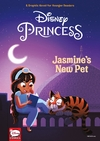 Disney Princess: Jasmine's New Pet (Younger Readers Graphic Novel) Hardcover