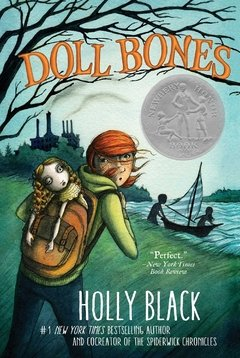 Doll Bones Newberry Medal Honor Book 2014 - comprar online