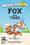 Fox the Tiger hardcover LEVEL C