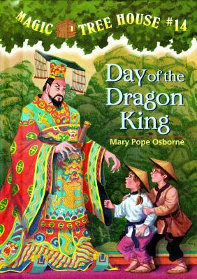 Day of the Dragon King (MTH # 14 )