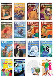 A-Z Mysteries Collection (26 Books)