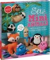 Sew Mini Animals: More Than 12 Animal Plushies to Stitch & Stuff  Contributor(s): Editors of Klutz (Author)