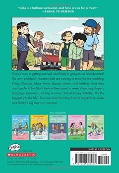 Kristy's Big Day (The Baby-Sitters Club Graphix #6) - comprar online