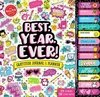 Best. Year. Ever!: Planner & Gratitude Journal: 365 Days of Happiness and Kindness