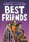 Best Friends Graphic Novel