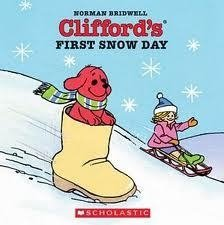 Clifford's First Snow Day