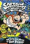 Captain Underpants # 5