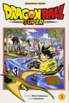 Dragon Ball Super, Vol. 3 ( Dragon Ball Super #3 )