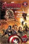 Age of Ultron: Friends and Foes