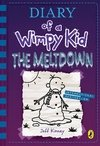 THE MELTDOWN (DIARY OF A WIMPY KID BOOK # 13)