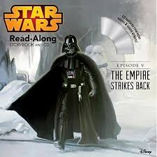 Star Wars: The Empire Strikes Back Read-Along Storybook and CD