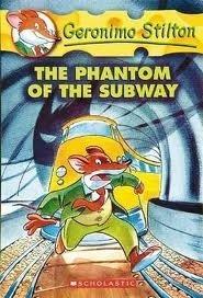 #13 The Phantom Of The Subway