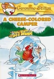 #16 A Cheese-Colored Camper