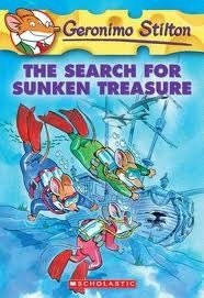 #25 The Search For Sunken Treasure