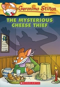 #31 The Mysterious Cheese Thief