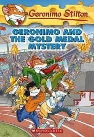 #33 Geronimo And The Gold Medal Mystery