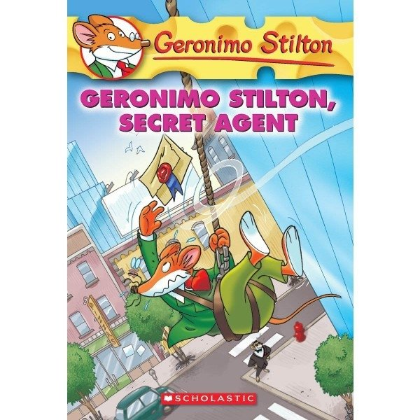 #34 Geronimo Stilton, Secret Agent