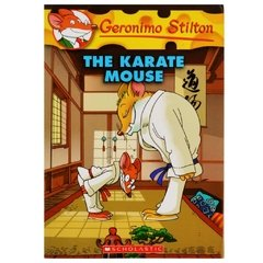 #40 The Karate Mouse