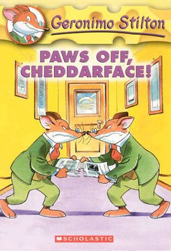 #06: Paws Off, Cheddarface!