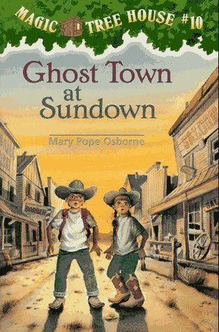 Ghost Town at Sundown  (MTH # 10 )