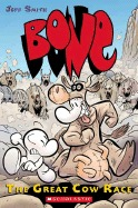 The Great Cow Race (Bone series #2)