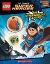 LEGO DC Comics Super Heroes: Activity Book with Minifigure