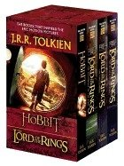 Lord of the Rings  4-Book Boxed Set
