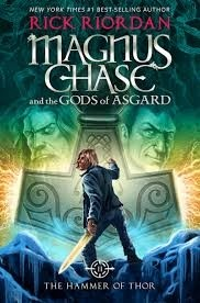 Magnus Chase and the Gods of Asgard, Book 2: The Hammer of Thor Hardcover