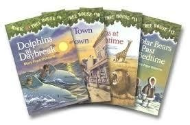 Magic Tree House Books Collection (47 Books)