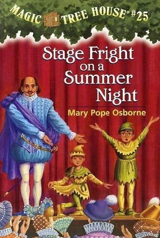 Stage Fright on a Summer Night (MTH # 25)