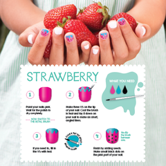 Nail Art: Over 35 Easy Designs for Little Fingers - comprar online