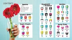 Nail Art: Over 35 Easy Designs for Little Fingers - tienda online